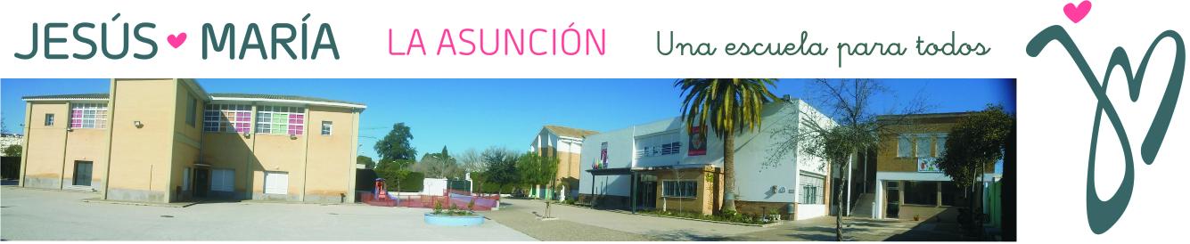 Colegio La Asunción Jesús-María logo