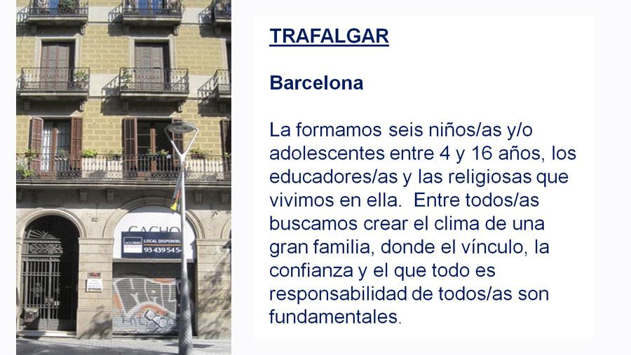 Casas de Familia: Trafalgar (Barcelona)