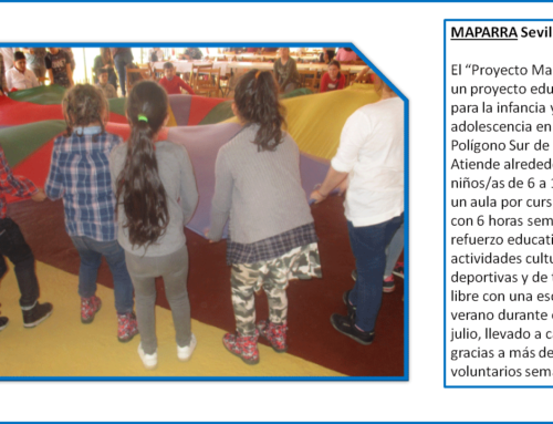 Proyecto Maparra (Sevilla)