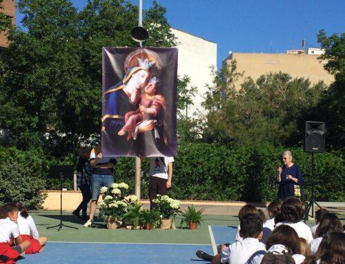 El colegio de Fdo. el Católico celebra la Virgen del Socorro