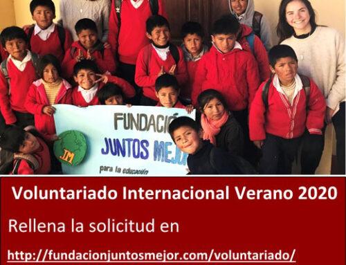 Voluntariado Internacional JM